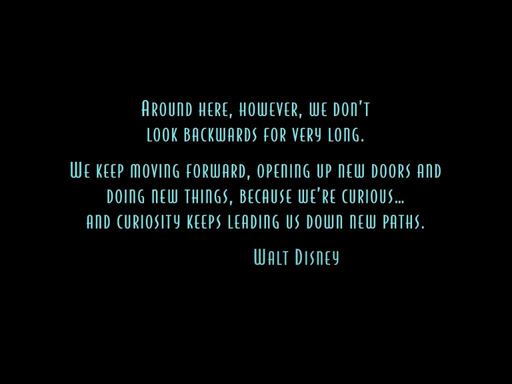 "Walt Disney Quotes About Life Meet The Robinsons"" Most Insprirational Disney Movie"